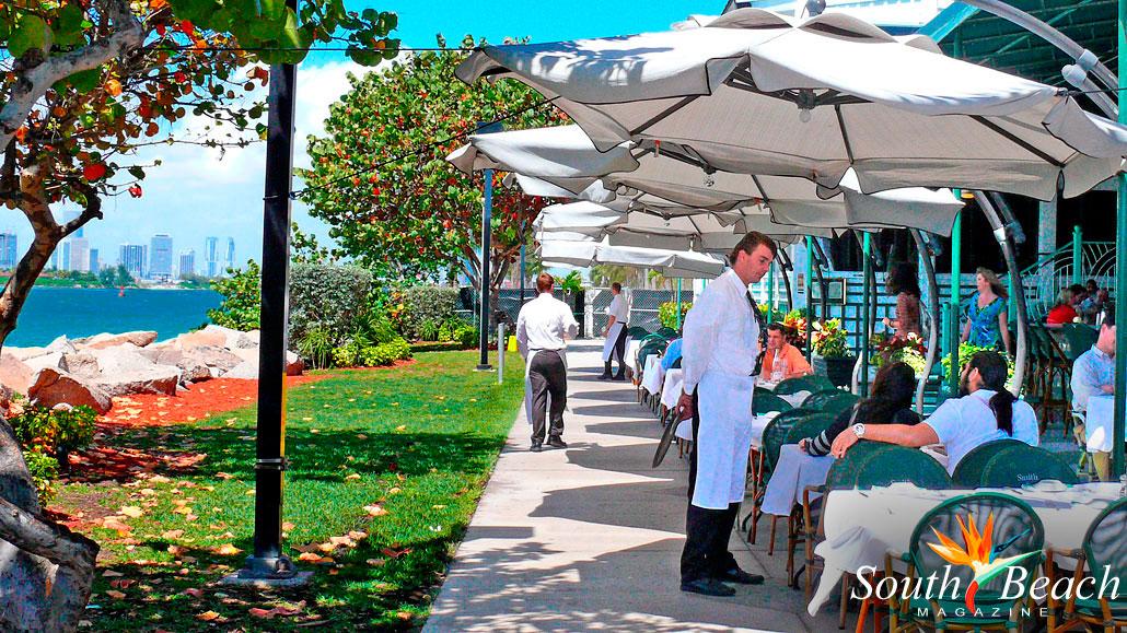 Best Lunch Restaurant South Beach Miami