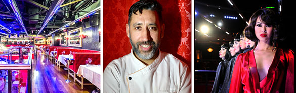 Chef Horacio Rivadero of Tantalize Miami