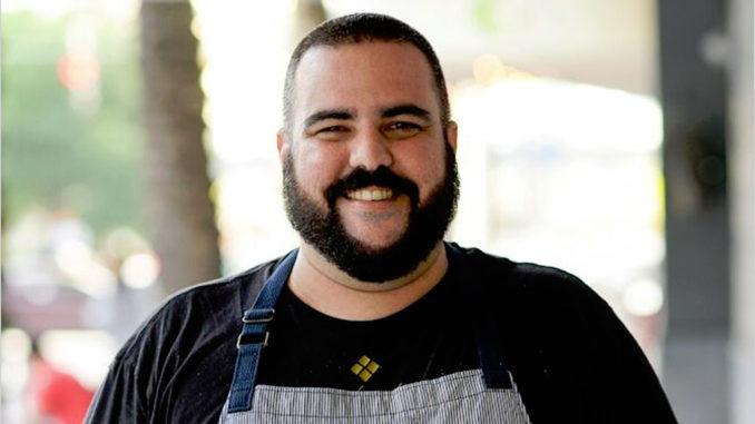 Chef Tomas Prado