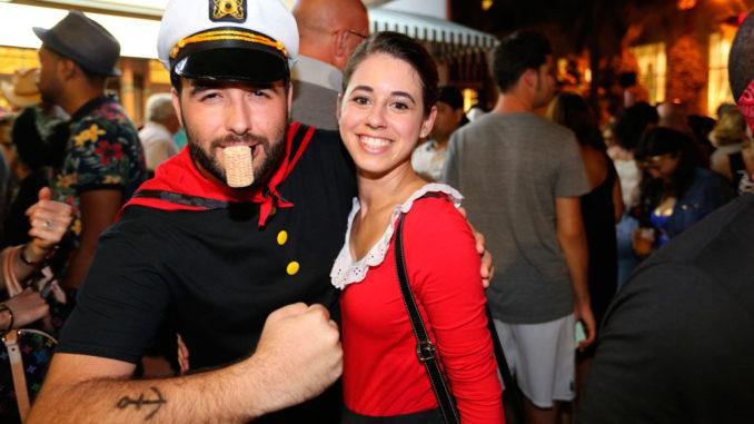 Halloween South Beach - Miami Beach