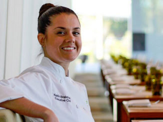 Executive Chef Kaytlin Brakefield