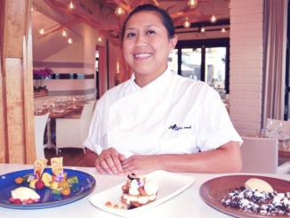 Executive Pastry Chef Jill Montinola