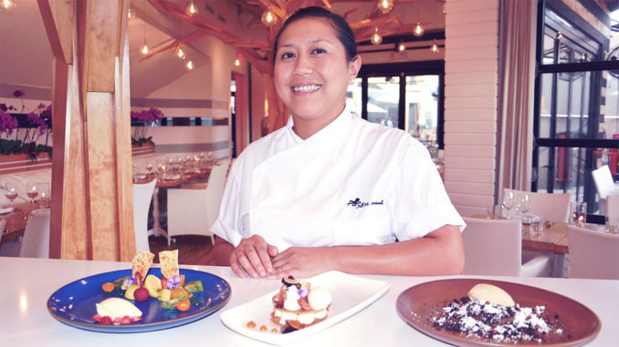 Executive Pastry Chef Jill Montinola