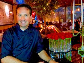 Executive Chef Andreas Trilk
