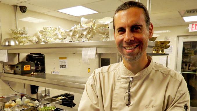 Chef Yann Rio
