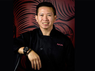 """Chef """"Bee"""" Piyarat Potha Arreeratn"""