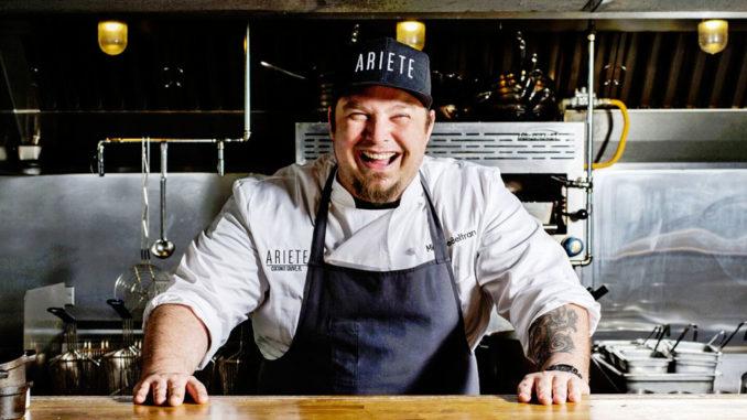 Chef Michael Beltran Ariete Amp Baby Jane Restaurant