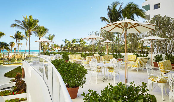 Enjoy the Sundown Social Menu at Faena Miami Beach (Photo: Nik Koenig)