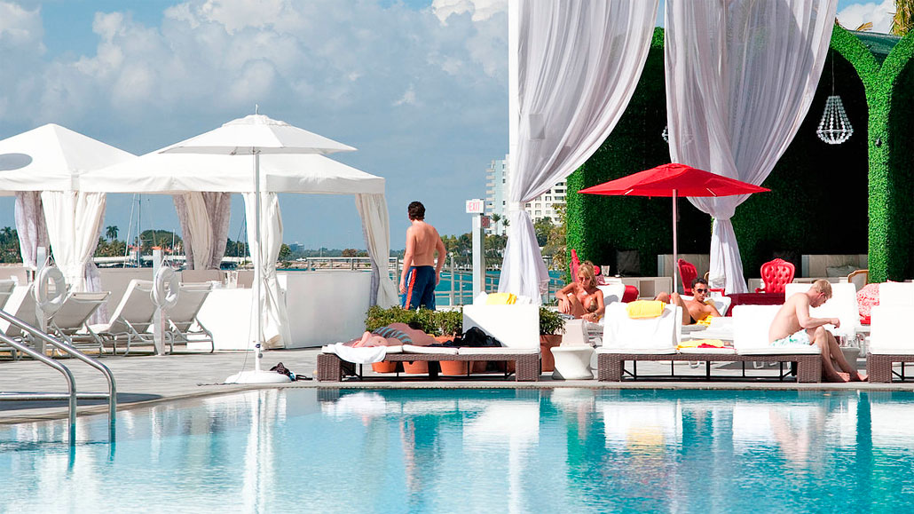 Miami S Best Pool Parties Ranking The Top Ten South Beach Magazine