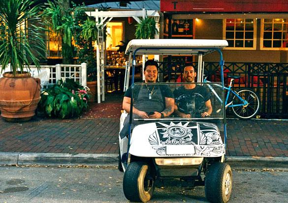 Partners & high school friends Jason Odio and Michael Beltran launch Ariete in Coconut Grove