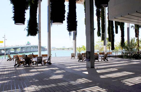 Verde at the Pérez Art Museum Miami