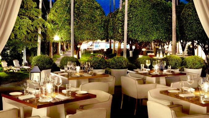 Bianca Restaurant at the Delano