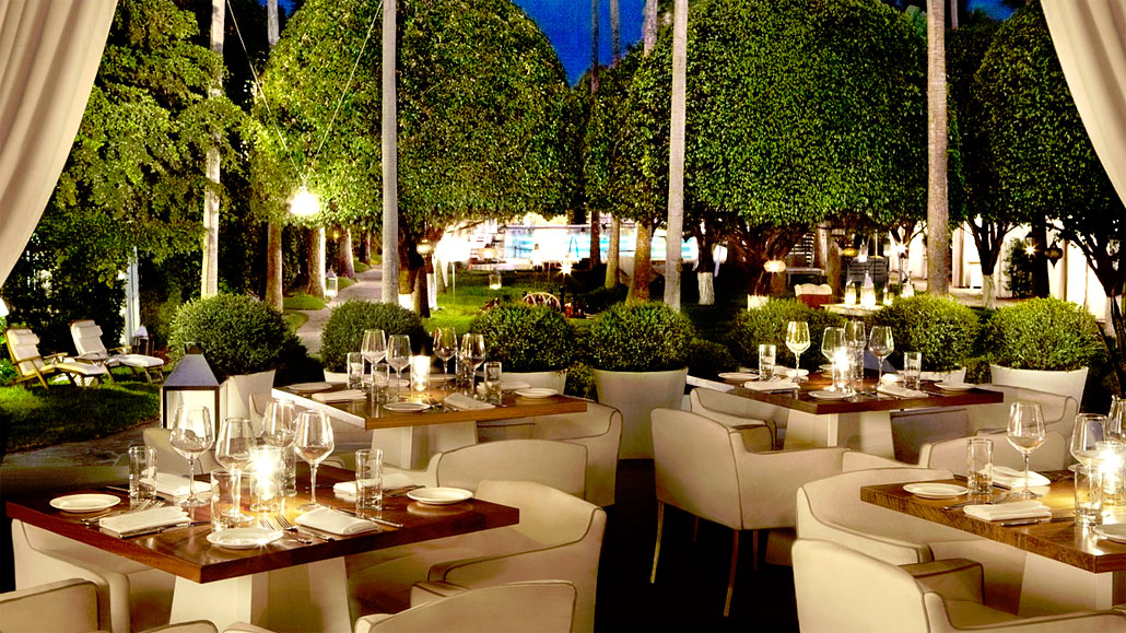 Bianca Restaurant at the Delano