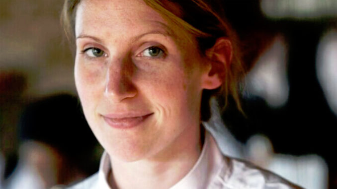 Executive Chef Julia Doyne