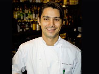 Executive Chef Adonay Tafur