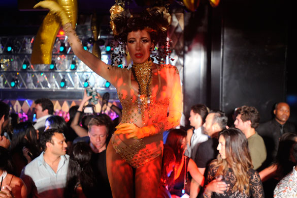 WALL Miami's Lucky 7th Year Anniversary