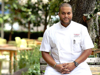 Executive Chef Timon Balloo