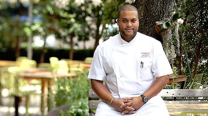 Executive Chef Timon Balloo