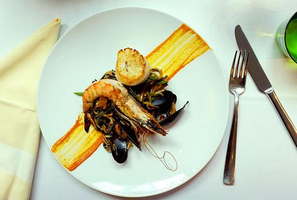 db Bistro Moderne Chef Clark Bowen updates his Miami Spice menu every two weeks