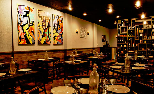 Enjoy the Chef's Tasting Menu at Eating House in Coral Gables