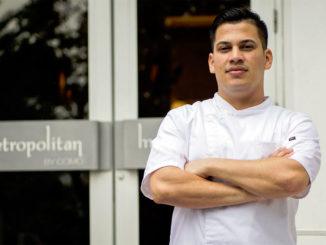 Chef Juan Loaisiga