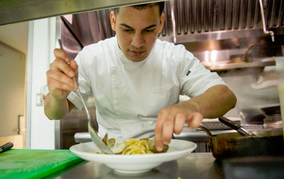 Chef Juan Loaisiga, The Traymore Restaurant and Bar (Credit - COMO Hotels)