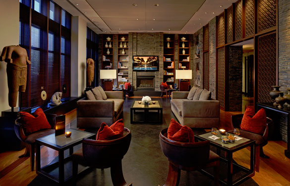 The Lounge at the Setai Hotel hosts Olympic watch parties throughout August