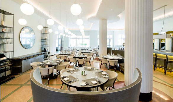 Experience the Retro Elegance of The Traymore Restaurant and Bar