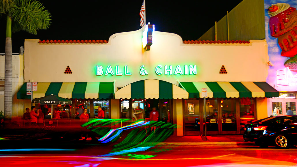 South Beach Hotels >> Ball & Chain in Little Havana | South Beach Magazine
