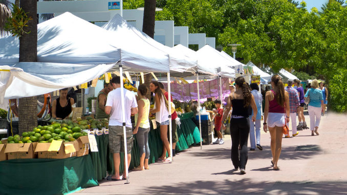 Lincoln Road Sunday Market