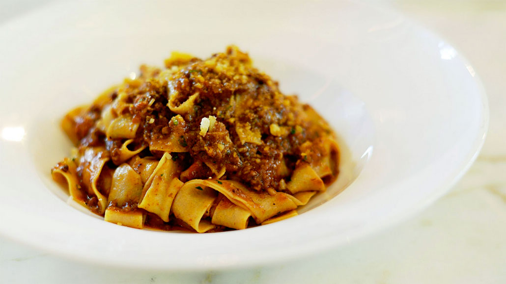 Feast on hearty pasta at Mangia Mondays at Dolce Italian