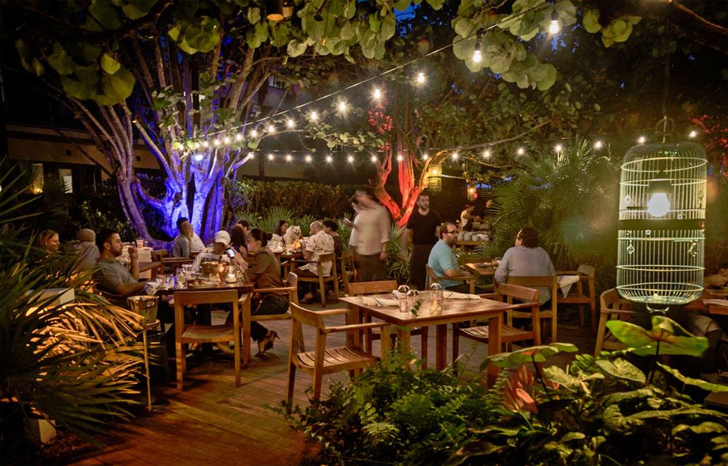Italian Restaurants Miami Beach Alton Road