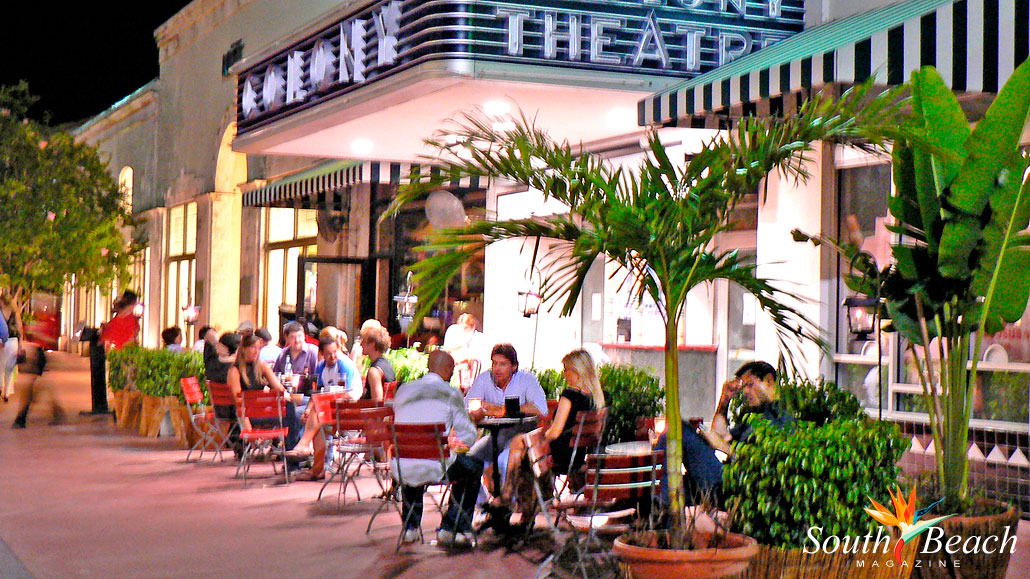 Lincoln Mall Restaurants Miami Beach