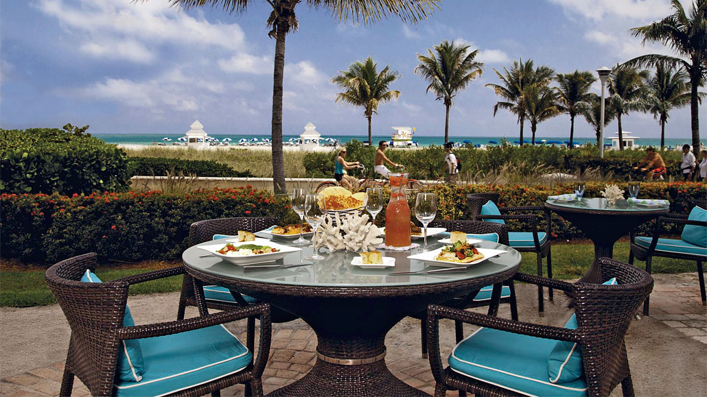 DiLido Beach Club at the Ritz-Carlton South Beach