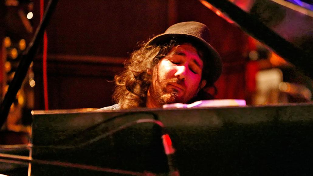 Pianist Tal Cohen at Le Chat Noir