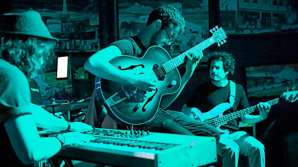 Zach Larmer Electric Band