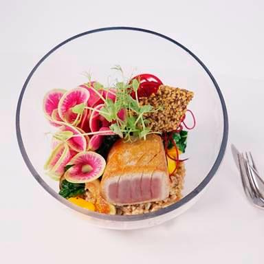 Plant Bowl – 355 calories Restaurant: Seaspice