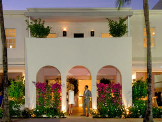 Forte dei Marmi Restaurant and Arts Club on Ocean Drive