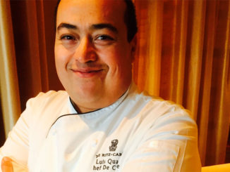 Luis Quant, Chef de Cuisine Ritz-Carlton South Beach