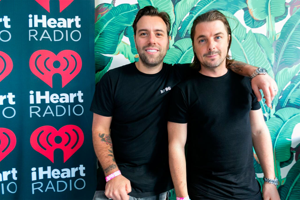 Axwell & Ingrosso at The Music Lounge by iHeartMedia + BMF Media presented by Denon DJ