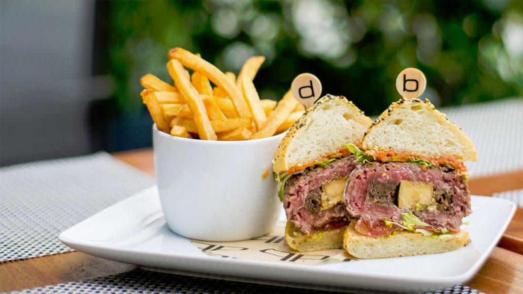 db Bistro Moderne Burger (photo: E. Kheraj)