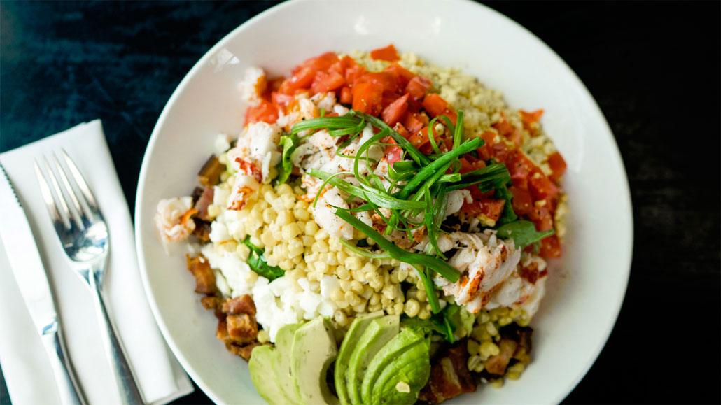 Lobster Cobb Salad at Prime 112