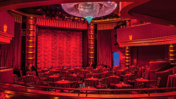 Faena Theater in Miami Beach
