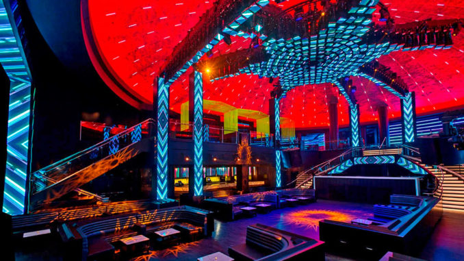 LIV Nightclub's new look