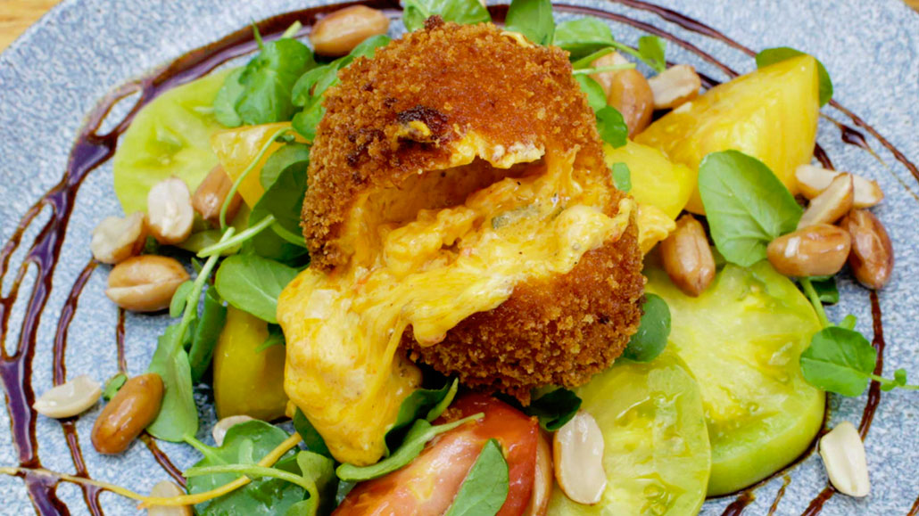Pimento Cheese Croquettes